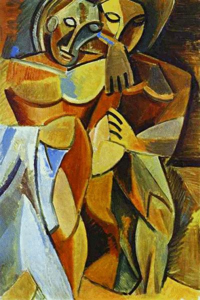 Picasso__Friendship