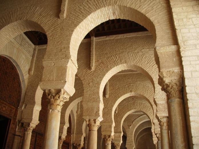 Columnes_-_Gran_Mesquita_de_Kairuan