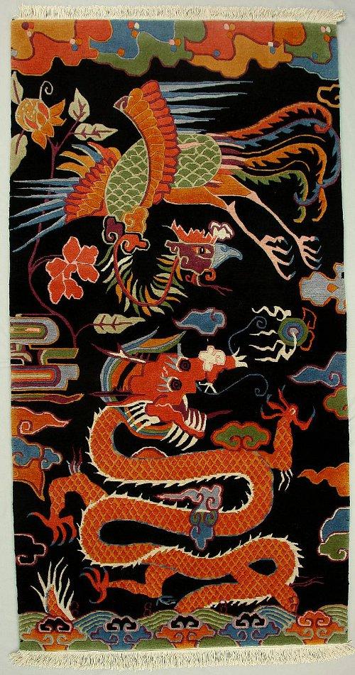 phoenix-symbol-tibetan-rugs-3