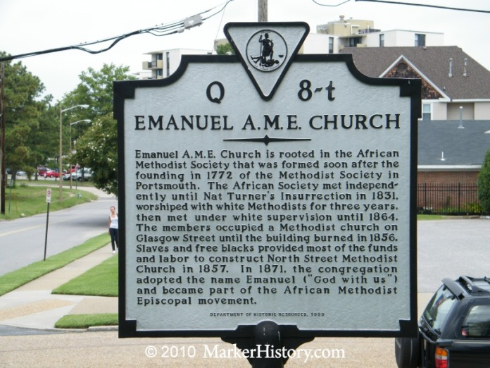 q-8-t emanuel a.m.e. church