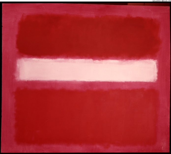 White-stripe-Mark-ROTHKO